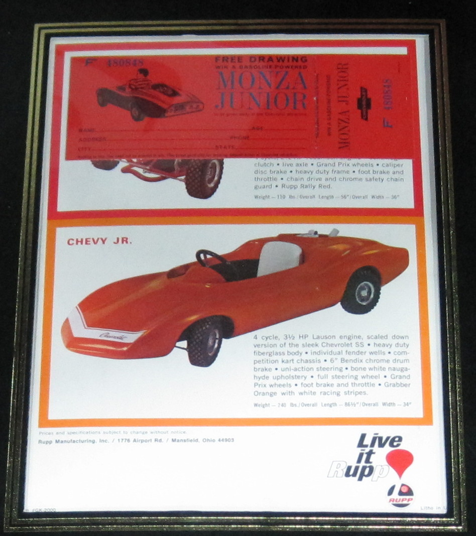 Rupp Monza Junior Ad