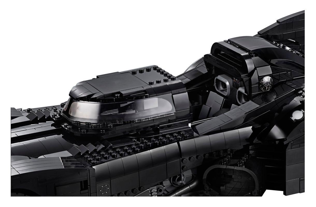 Lego Batmobile Toy