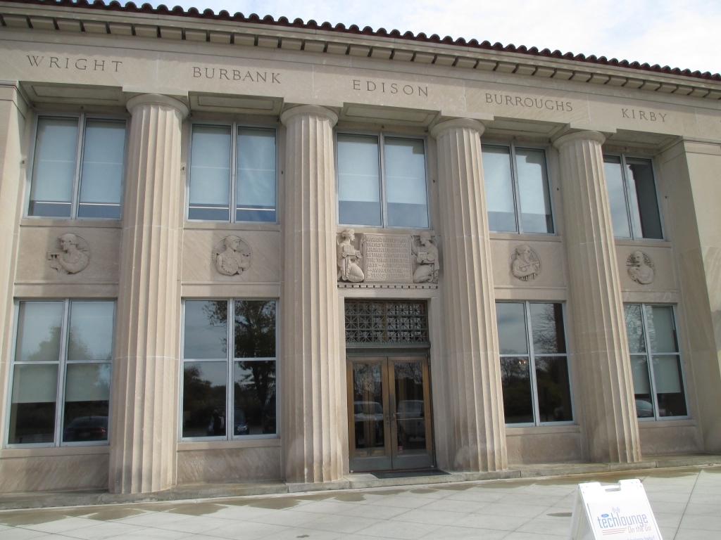 Benson Ford Research Institute