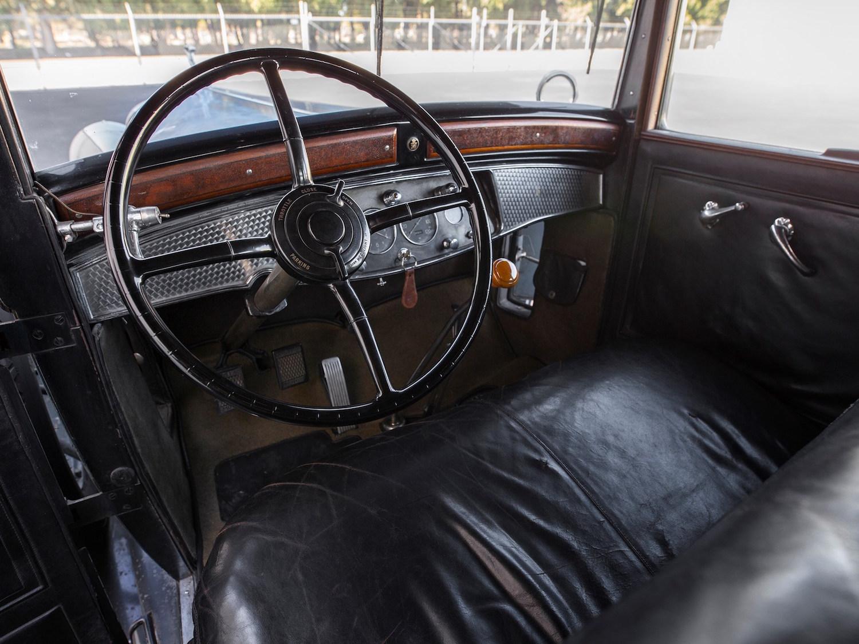 1931 Cadillac V-16 Seven-Passenger Imperial Sedan Fleetwood