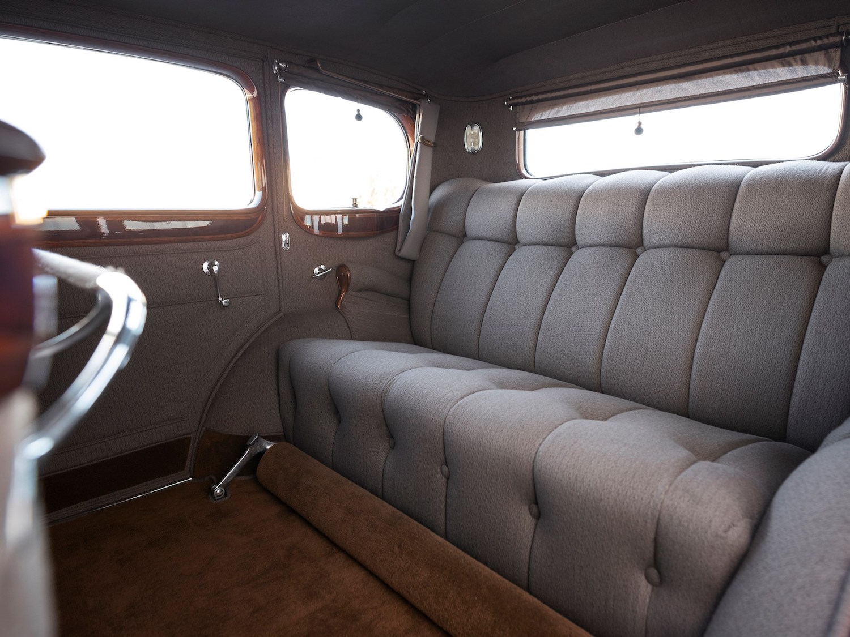 1932 Cadillac V-16 Five-Passenger Sedan Fleetwood