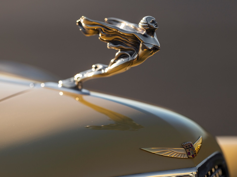 1935 Cadillac V-16 Imperial Convertible Sedan Fleetwood