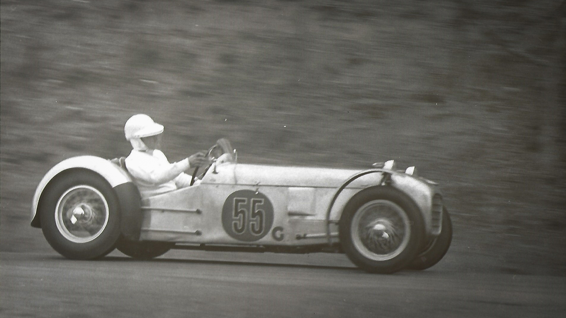Frank Monise Lotus Mk VI