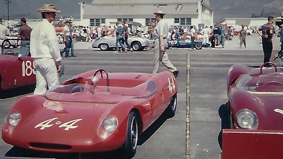 Frank Monise Lotus 23