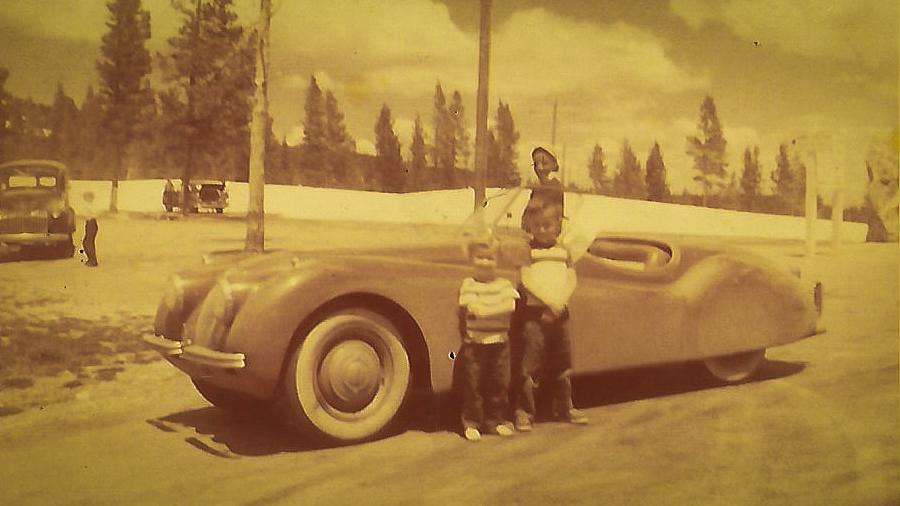 Frank Monise Family Road Trip