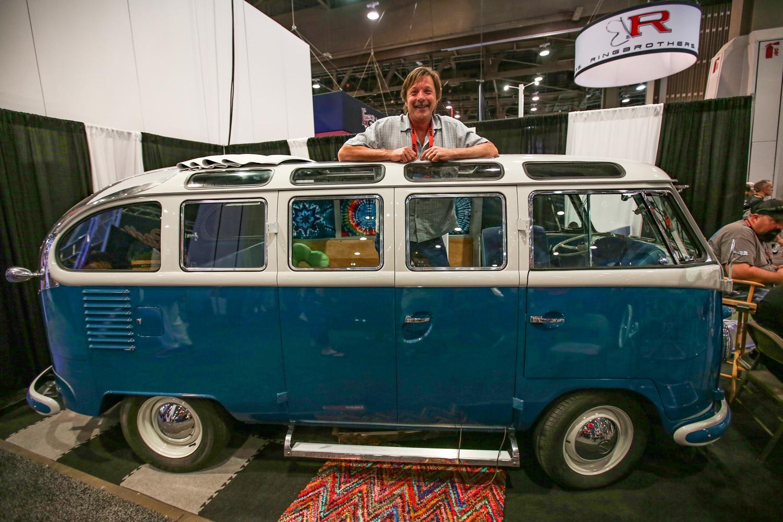 Randy Grubb VW Bus