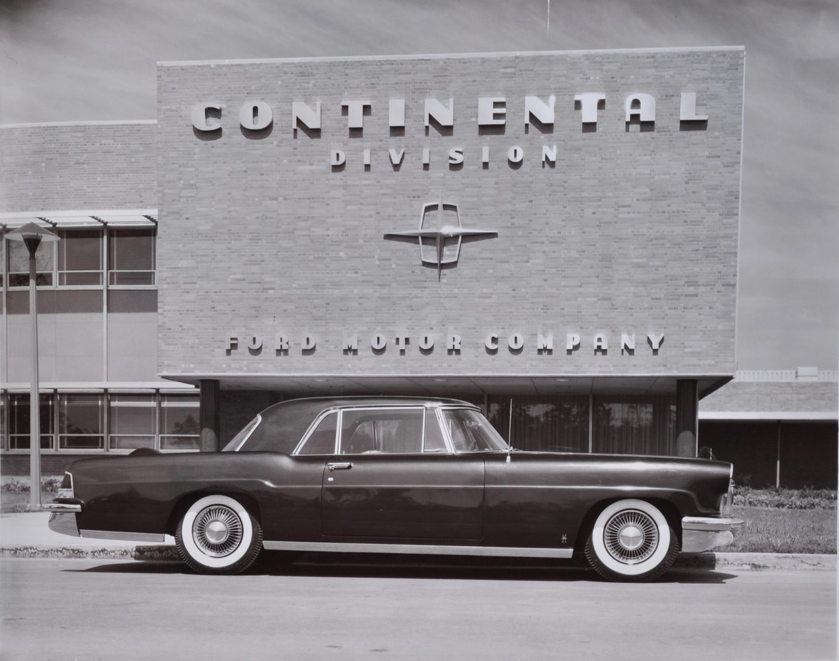 Ford Motors Continental Division Building