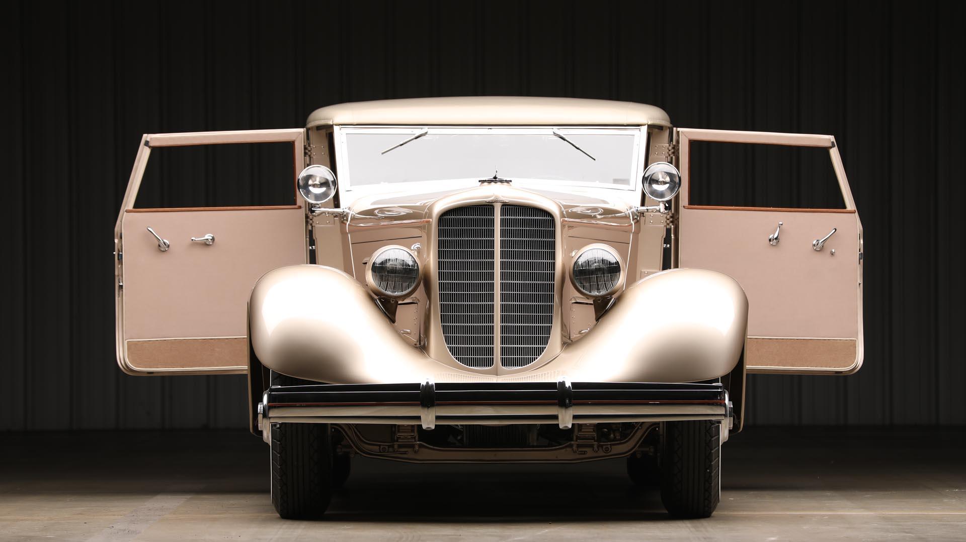 1929 Duesenberg Model J Berline