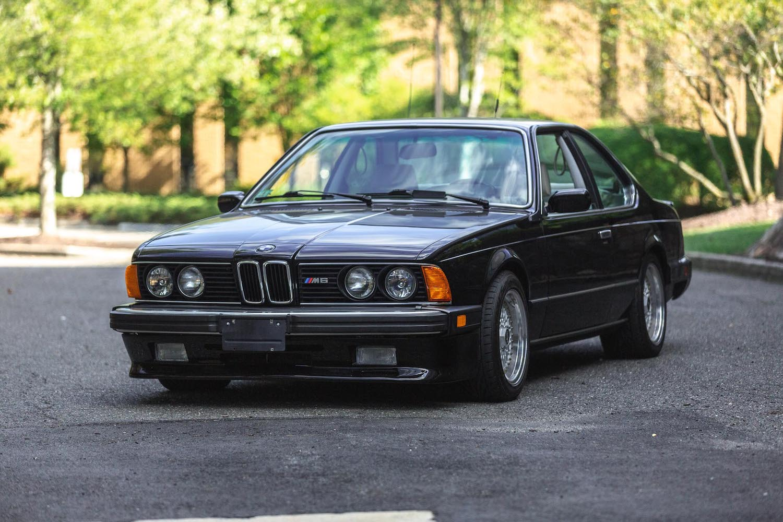 1987 BMW M6 Dinan