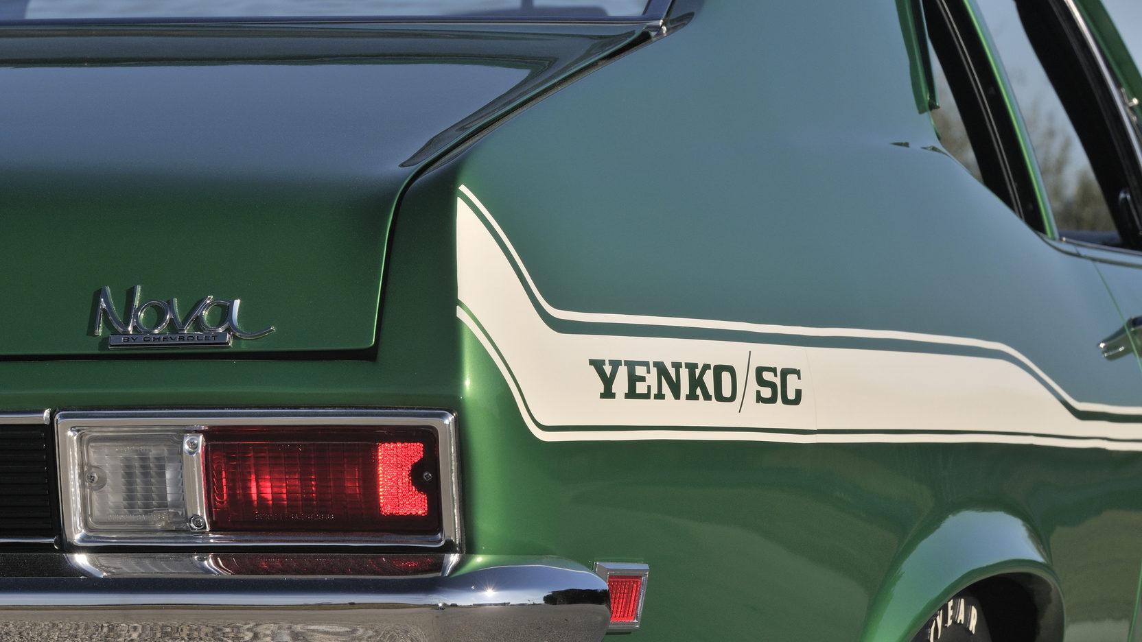 1969 Chevrolet Yenko Nova