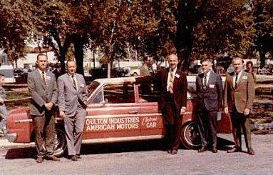 AMC EV Wagon