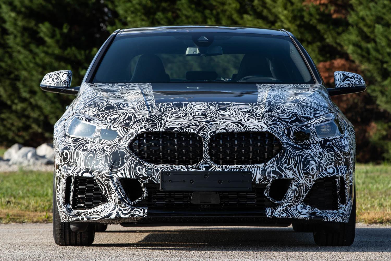 BMW M235i xDrive Prototype front