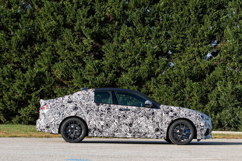 BMW M235i xDrive Prototype profile