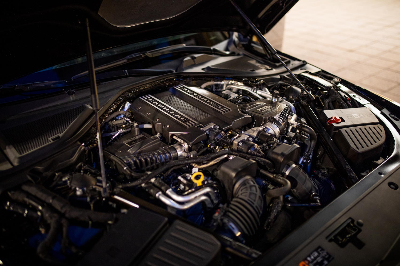 2020 Cadillac CT6-V