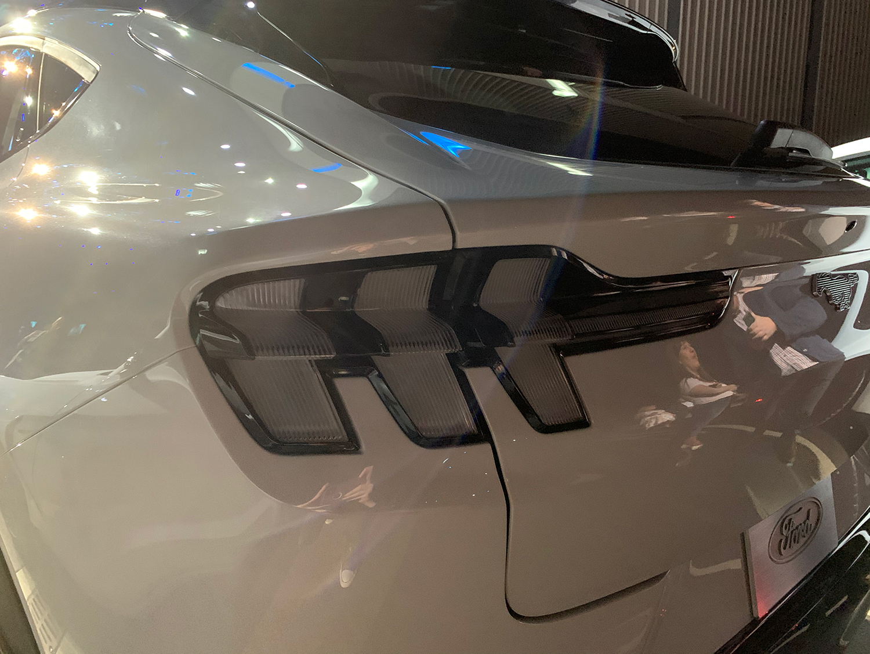 2021 Mustang Mach-E Debut