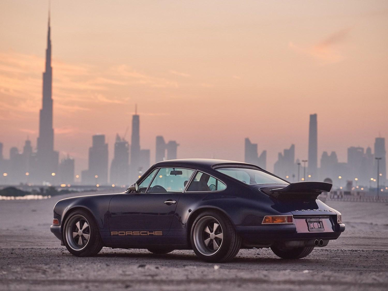 1993 Porsche 911 by Singer