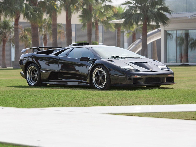 2001 Lamborghini Diablo GT