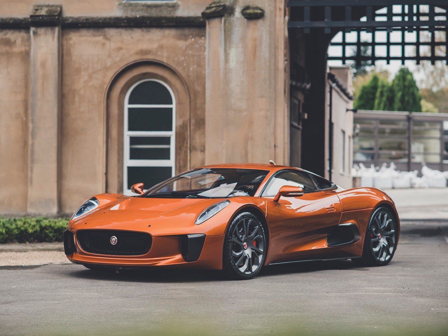 2015 Jaguar CX-75 Spectre