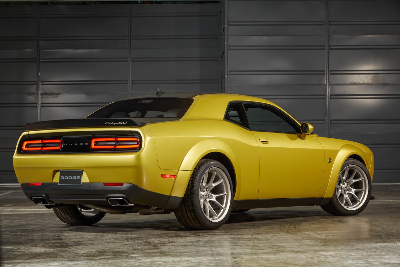 Dodge Challenger R/T 50th Anniversary Edition