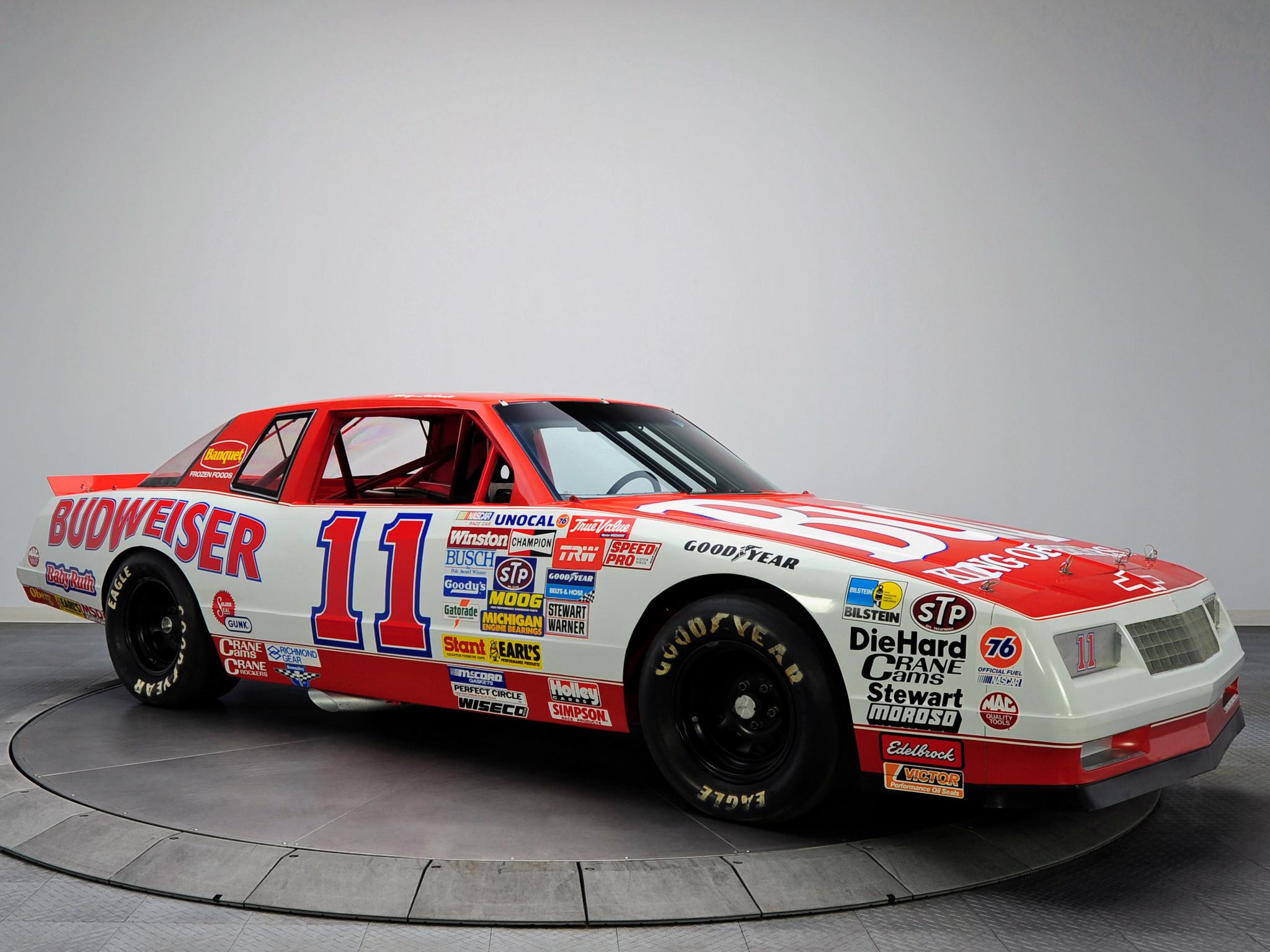 1988 Chevrolet Monte Carlo SS Race Car