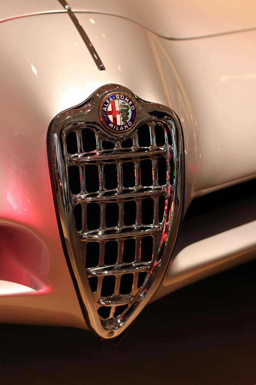 Alfa BAT cars