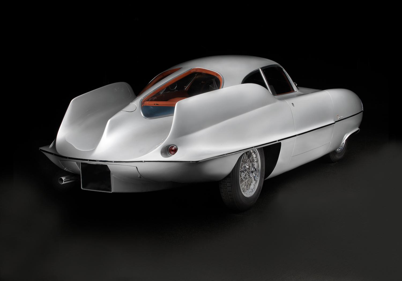 alfa romeo bat car rear