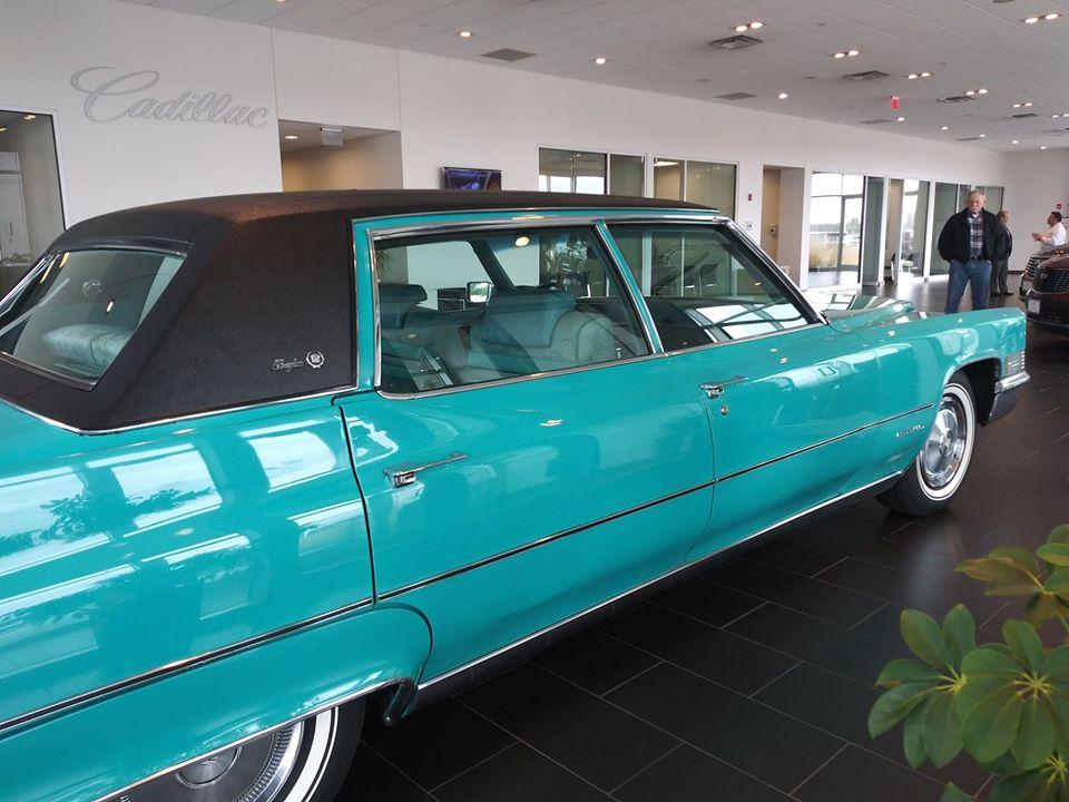 1970 Cadillac Fleetwood Brougham