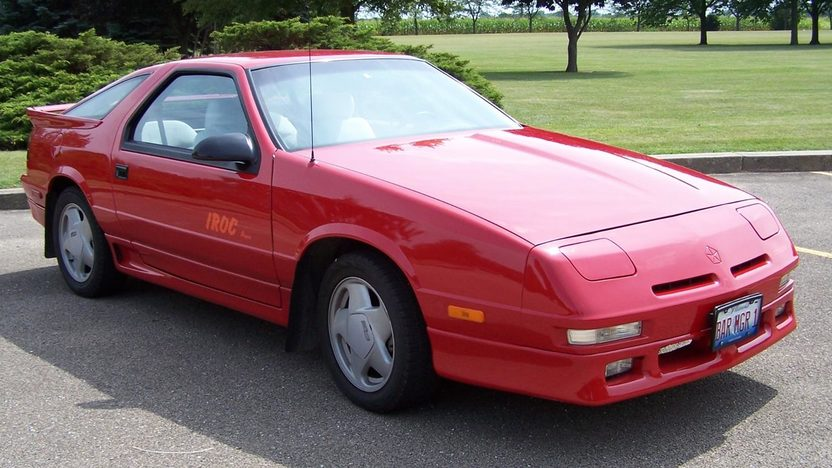 1991 Dodge Shelby Daytona IROC