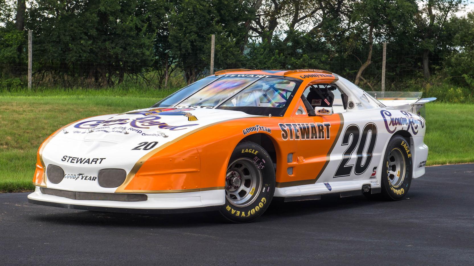 1996 Pontiac Firebird Trans AM IROC race car