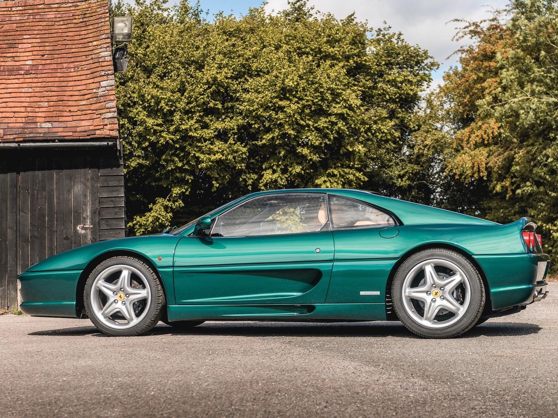 1997 Ferrari F355 Berlinetta