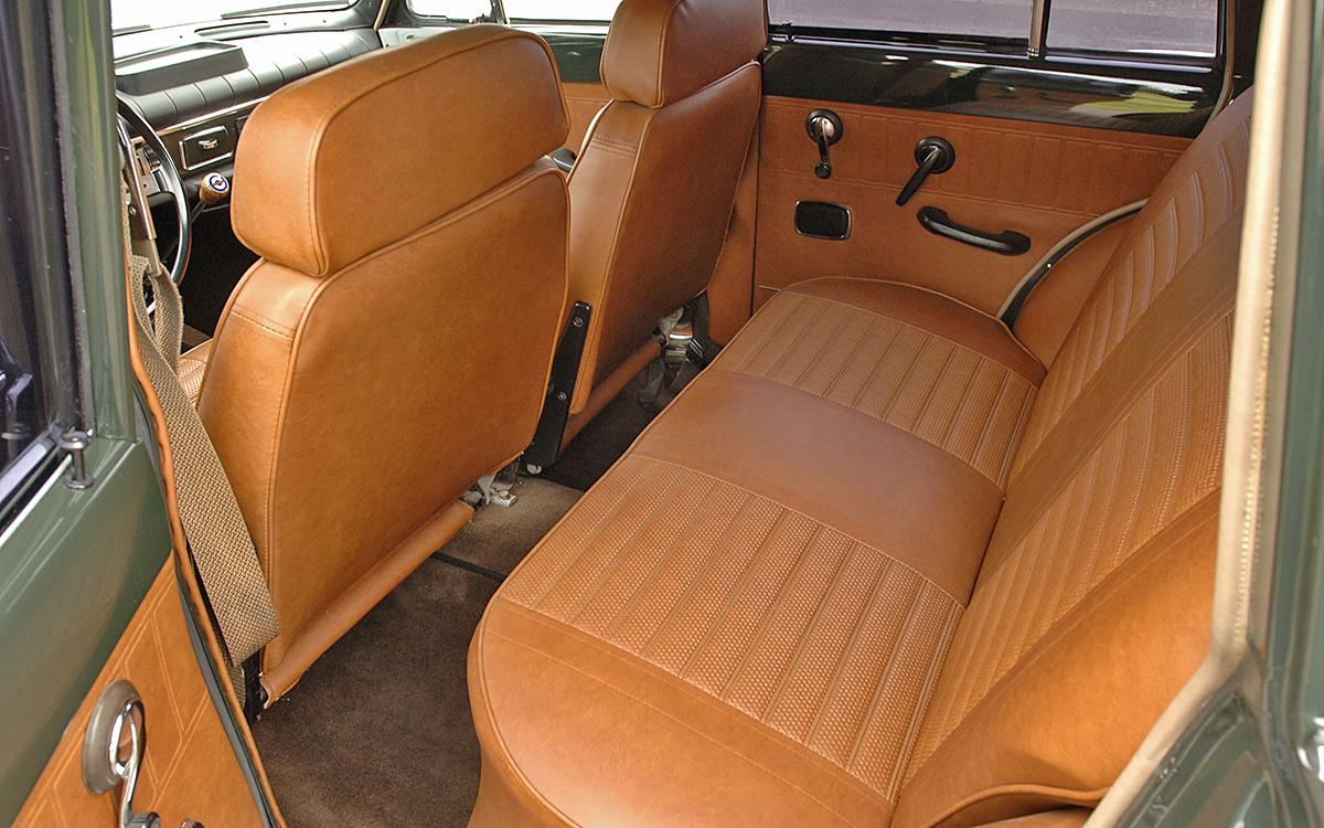 1968 Volvo 122 Amazon