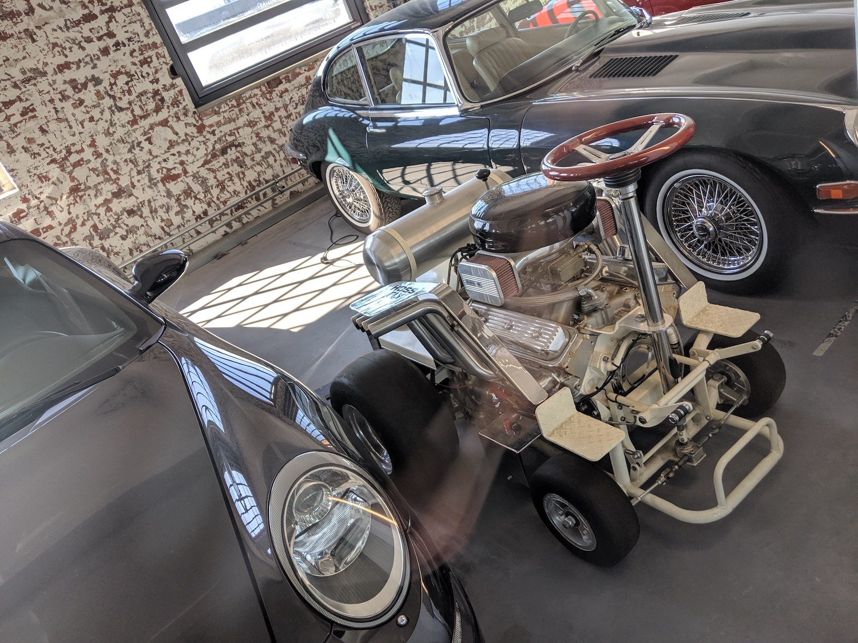 Klassikstadt engine cart creation