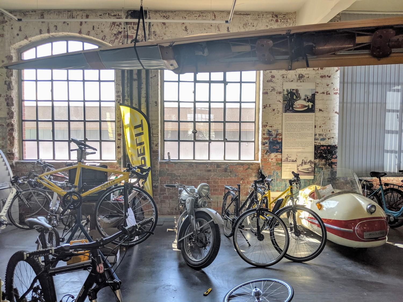 Klassikstadt opel bike sop