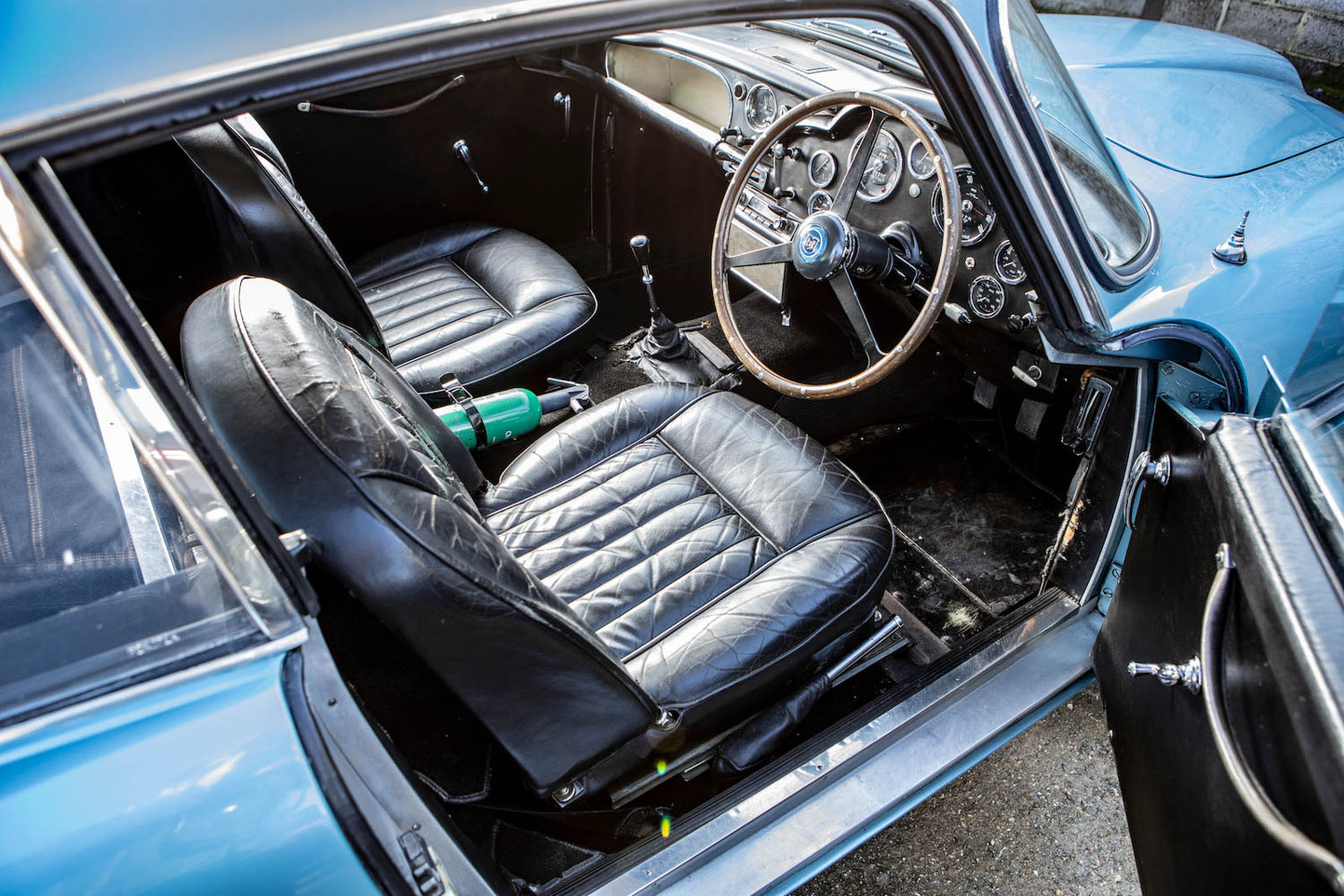 1961 Aston Martin DB4GT 'Lightweight' 4.2-Litre Sports Saloon
