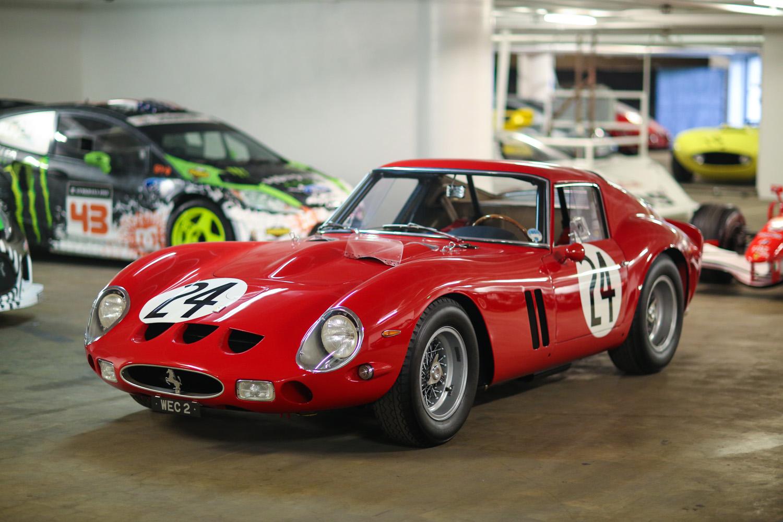 petersen auto museum 1964 ferrari gto