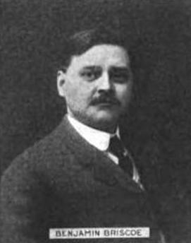 Benjamin Briscoe in 1909