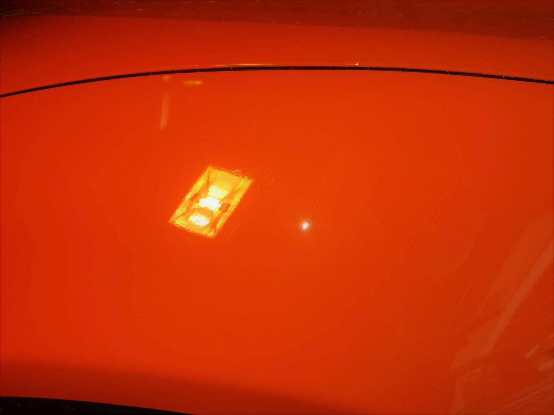 Mazda Miata MX-5 paint