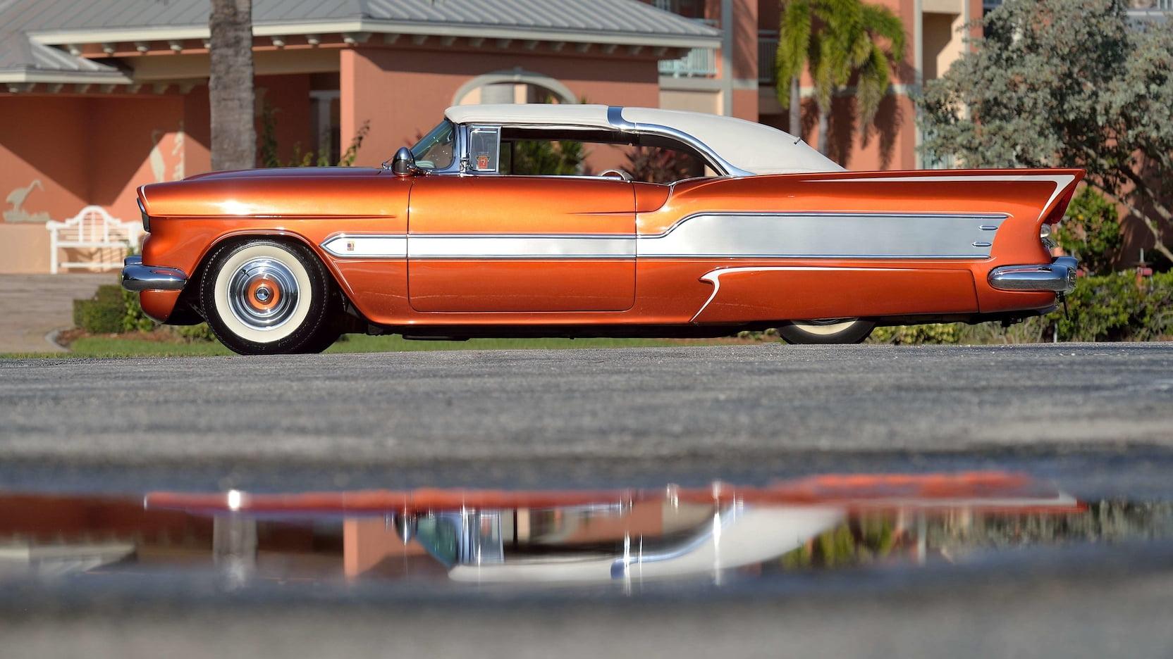 Barris Kustoms 1955 Chevrolet Aztec