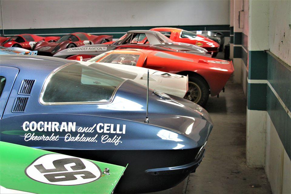 Ferrari prop car