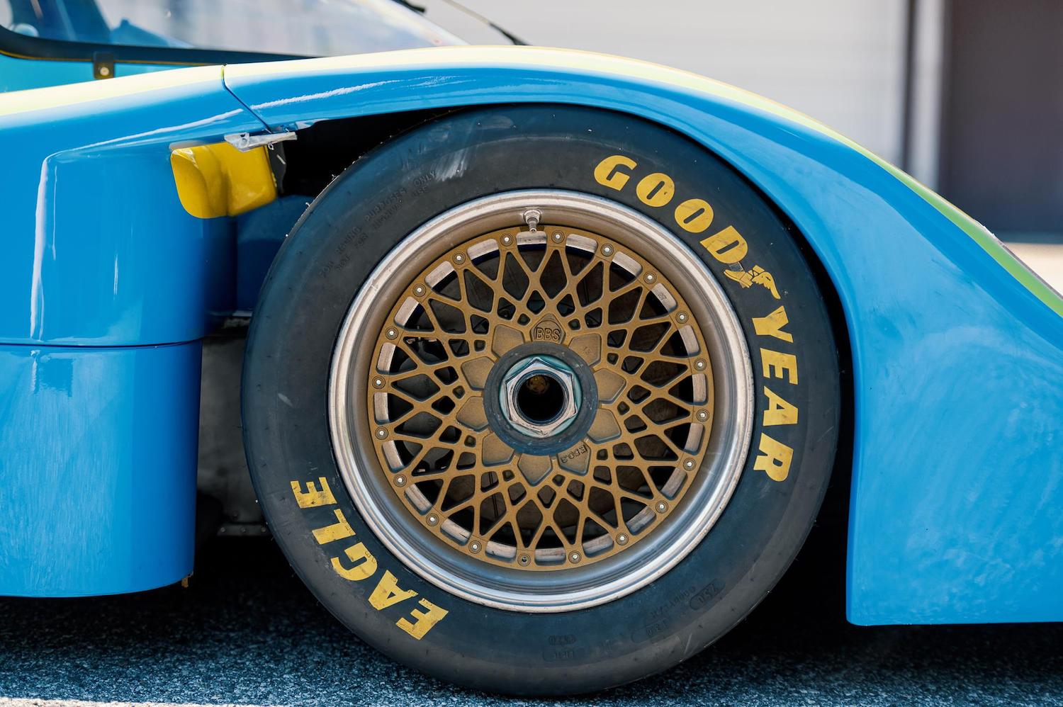 1983 Grid S2 Group C Prototype wheel