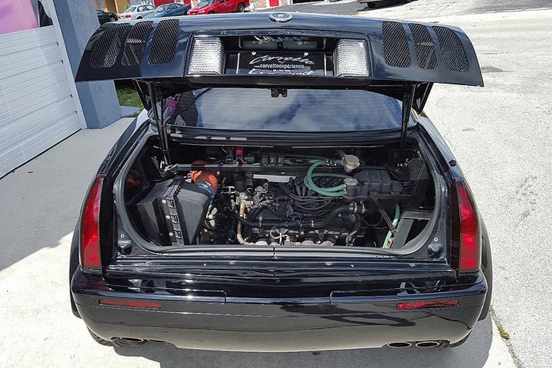 Mosler TwinStar Cadillac Eldorado rear engine