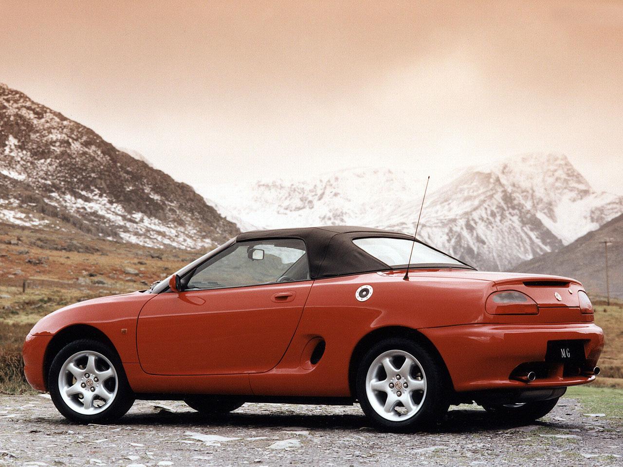 1995 MG F
