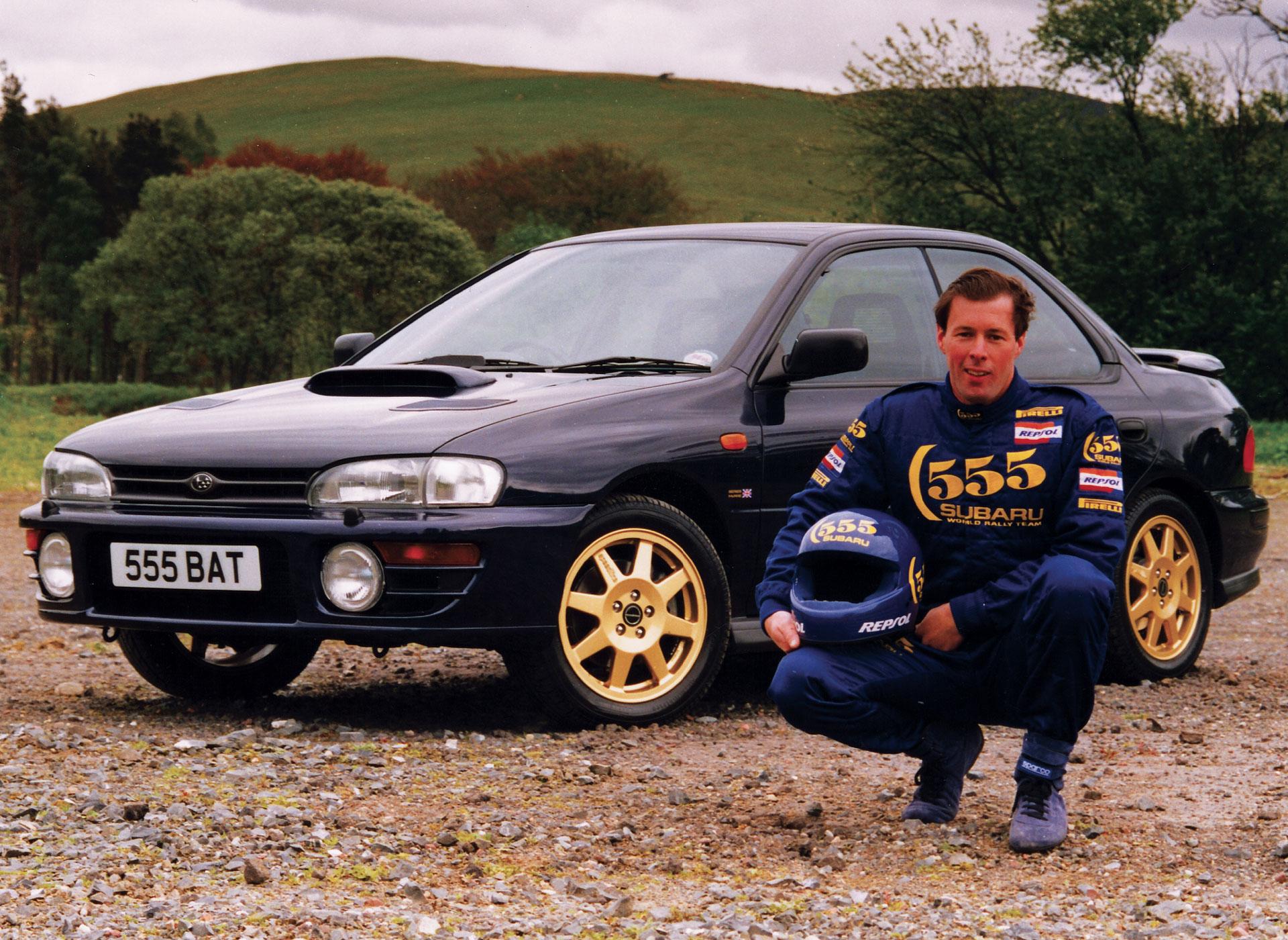 1997 Subaru Impreza WRX