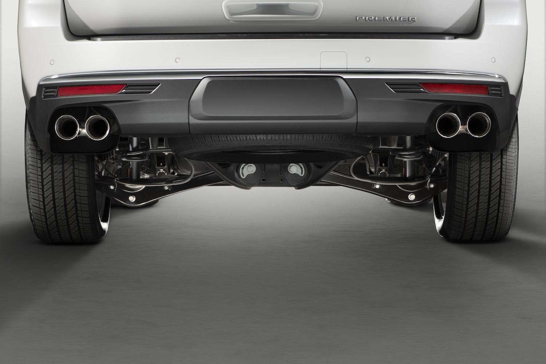 Chevrolet Suburban rear bumper