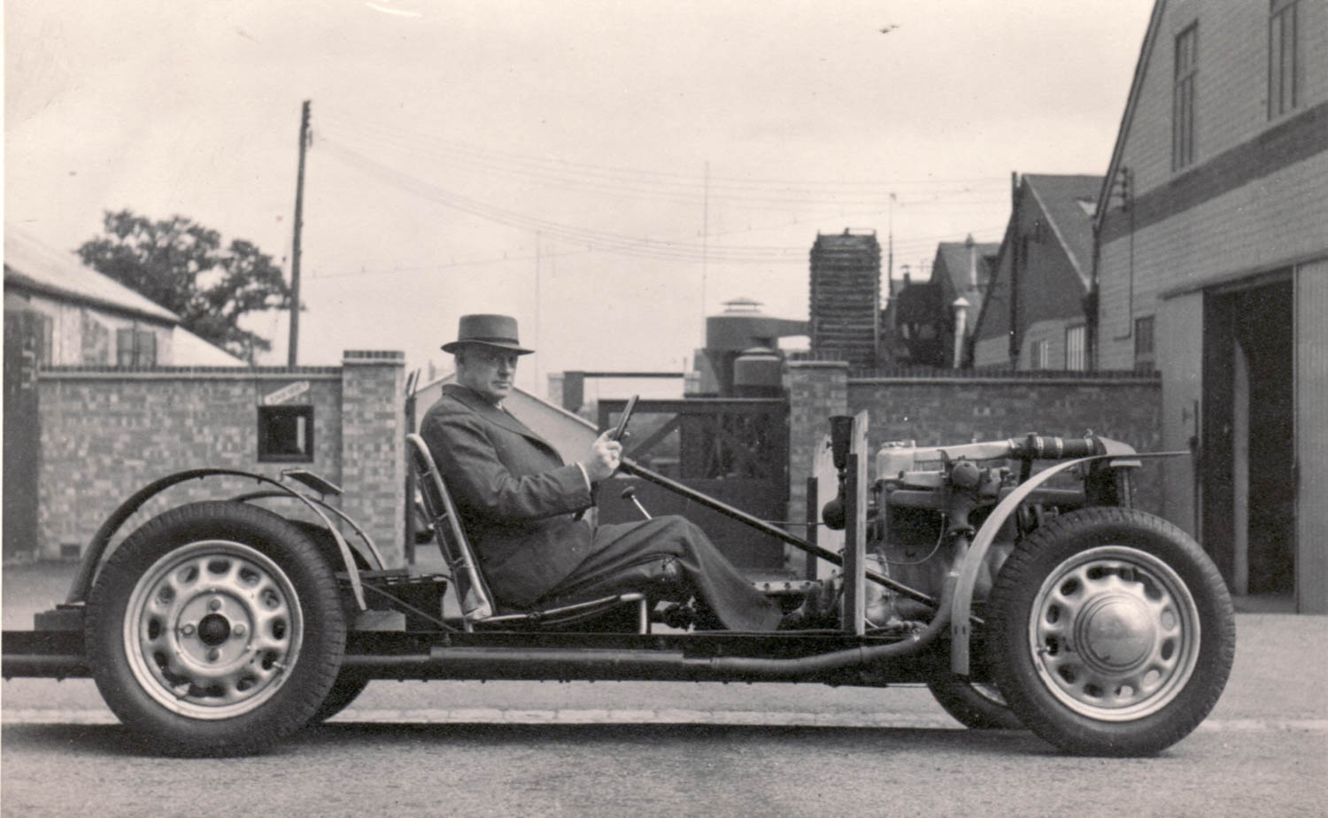 Morgan Archive shot