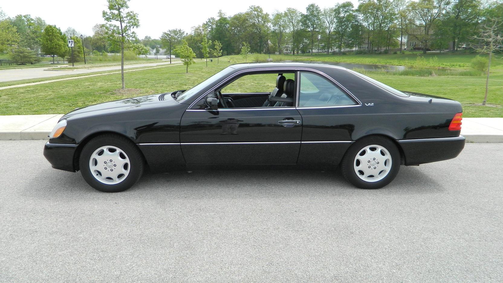 1995 Mercedes-Benz S600 (W140)