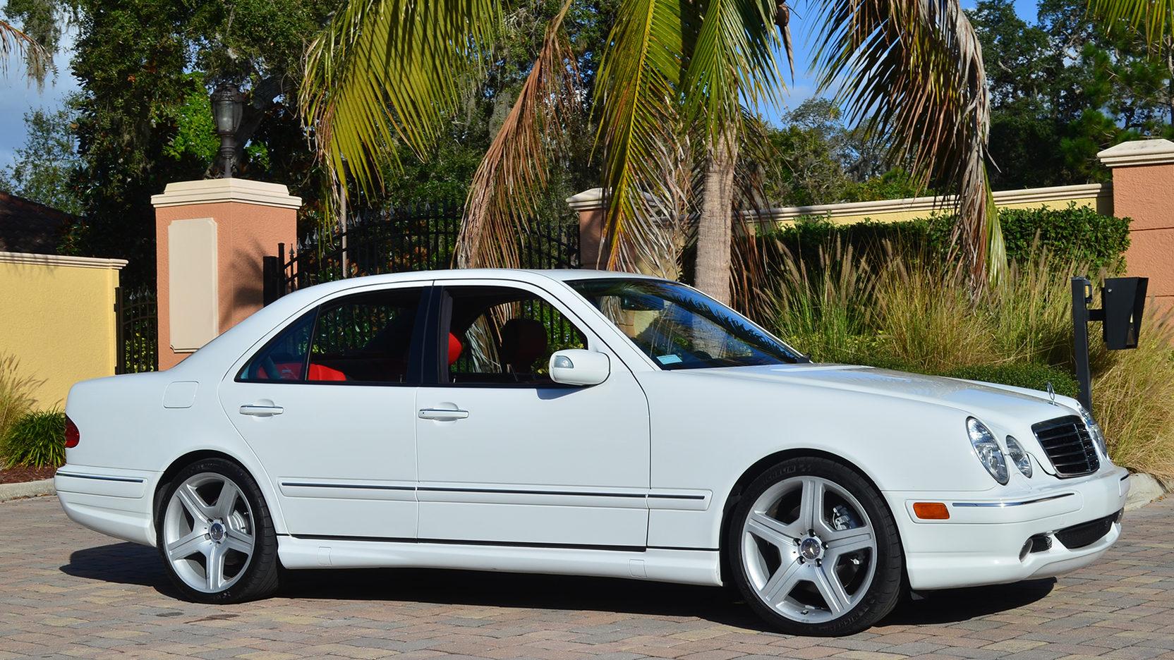 2001 Mercedes-Benz E55 (W210)