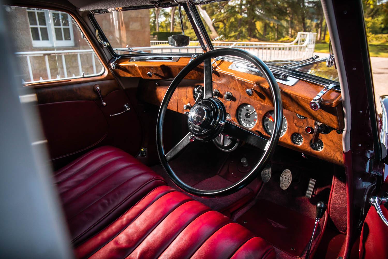 1939 Bentley Corniche