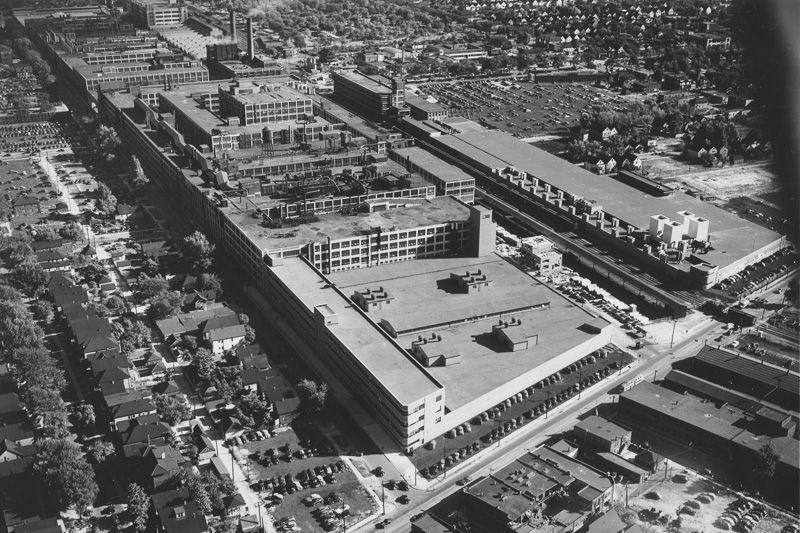 Packard Plant Project