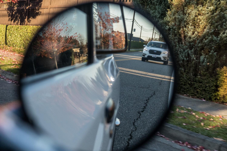 new subaru in ff-1 mirror